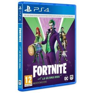 Fortnite Lote la última Risa PS4