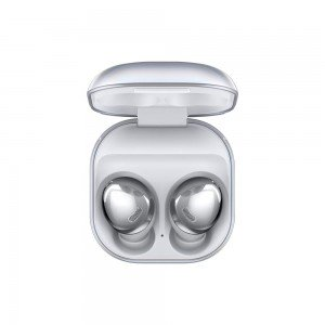 Auriculares de botón Samsung Galaxy Buds Pro True Wireless, color Plata
