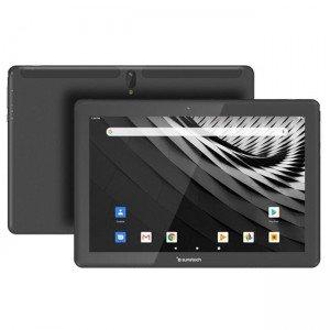 "Tablet SUNSTECH TAB1090QC, 10"", 2Gb RAM, 64Gb almacenamiento interno, 3G, color Negro"