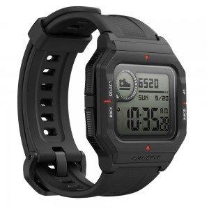 Smartwatch Amazfit Neo, color Negro