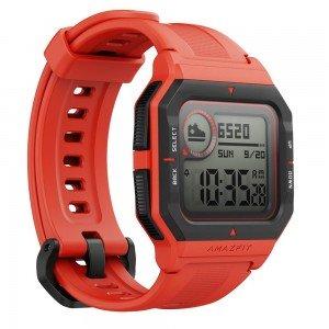 Smartwatch Amazfit Orange Black