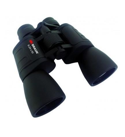 Braun 8-24x50 - Primásticos, color Negro