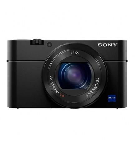 Sony DSC-RX100 IV - Cámara ultrarápida, resolución 20,1 Mpx, 40x super slow motion, color Negro
