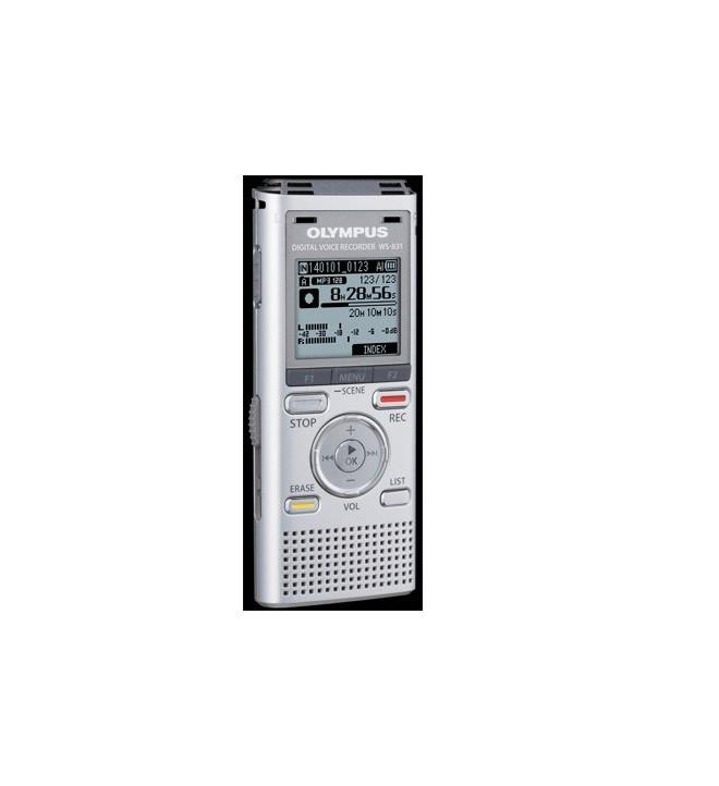 OLYMPUS WS-831 + Micrófono estéreo