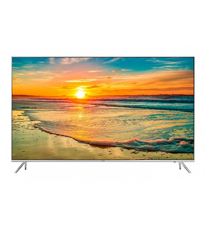 Samsung KS7000 - 65 pulgadas, Plano, Smart TV, SUHD, WiFi, 2100 Hz PQI, Quantum Dot Display, HDR 1000, (UE65KS7000UXXC)