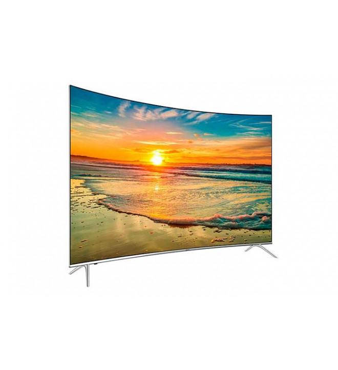 Samsung KS7500 - 65 pulgadas, Curvo, Smart TV, SUHD, WiFi, 2200 Hz PQI, Quantum Dot Display, HDR 1000, (UE65KS7500UXXC)