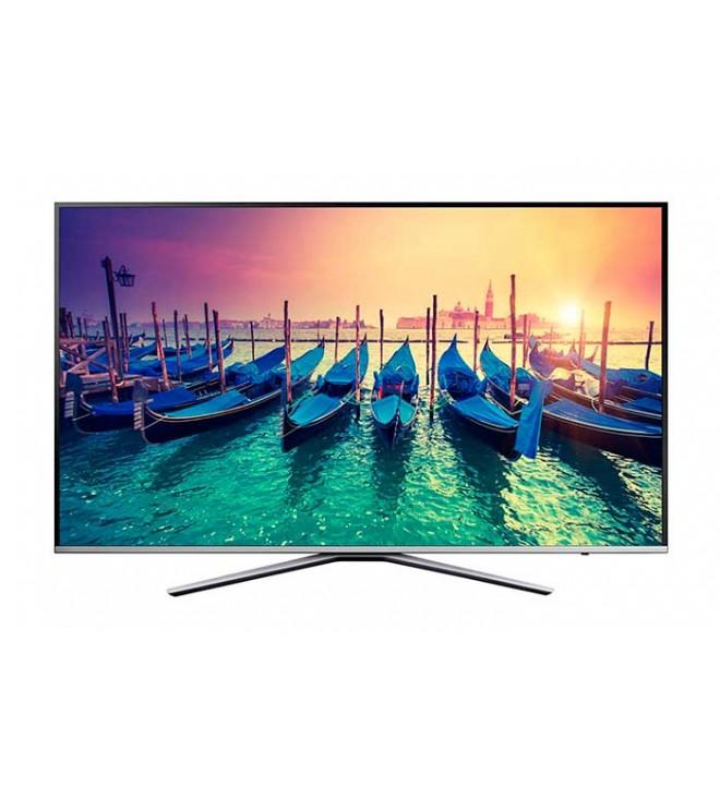 Samsung KU6400 - 65 pulgadas, Plano, Smart TV, UHD, WiFi, 1500 Hz PQI, HDR Super, Satélite, (UE65KU6400UXXC)