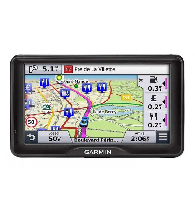 garmin nuvi 2797lmt navegador gps pantalla 7 pulgadas. Black Bedroom Furniture Sets. Home Design Ideas