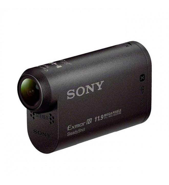 Sony HDR-AS30V - Cámara de acción, resolución 11.9 Mpx, estabilizador de imagen, vídeo 1080p Full HD, WiFi, NFC, color Negro