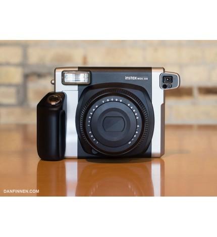 Fujifilm Instax Wide 300 - Cámara instantánea, color Negro