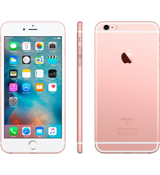 carcasas iphone 6s plus rosa