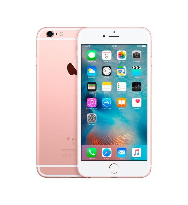 "Apple iPhone 6S Plus - Smartphone 64GB, 5.5"", 3D Touch, 12Mpx, Grabación Ultra HD, funda regalo, color Oro Rosa"