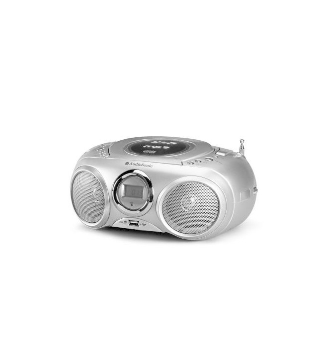 Audiosonic cd 571 radio stereo port til con cd mp3 2x3w puerto - Portatil con puerto serie ...