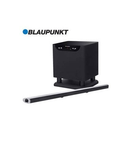 Blaupunkt LS-195 - Barra de sonido, SuperSlim, 80w RMS, Built-in amplificador, color Negro