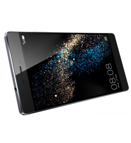 "Huawei P8 -– Smartphone, 16GB, 5.2"""" FHD, OctaCore, 3GB RAM, 12Mpx, color Gris titáneo"