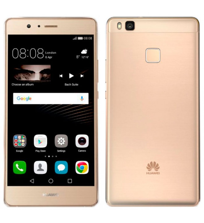 "Huawei P9 Lite -– Smartphone 16GB, 5.2"""" Full HD, OctaCore, 3GB RAM, 13Mpx, color Dorado"