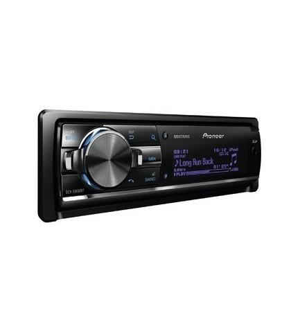 Pioneer DEH-X9600BT - Sintonizador RDS con Bluetooth, Mixtrax EZ, control iOS y Android, 2xUSB, AUX
