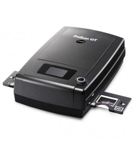 REFLECTA PRO SCAN 10T - 65450, escáner de alta calidad, resolución 10000 dpi