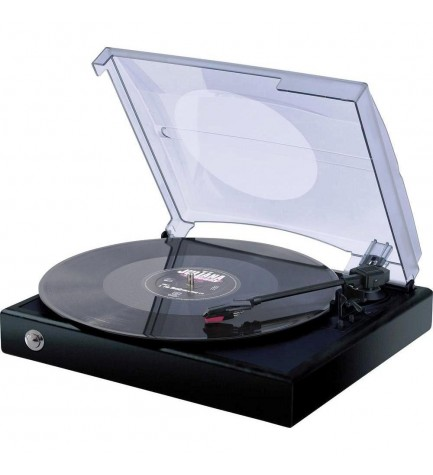 REFLECTA RECORDPLAYER LP-PC - 66126, convierte la música de tus discos de vinilo en formato digital (MP3)