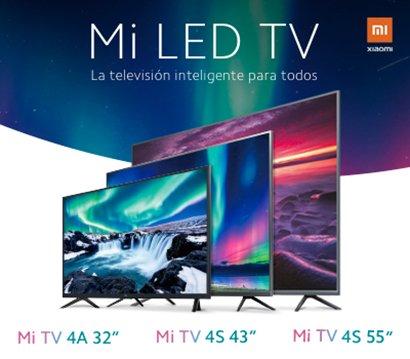 Televisores XIAOMI ya disponibles en ORLY, tus tiendas de confianza. Envíos a toda España.