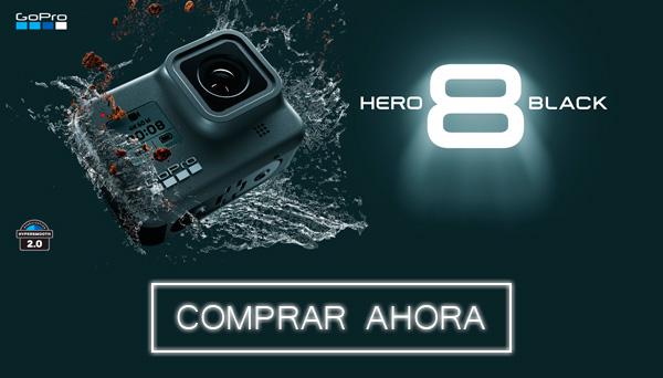 Comprar GoPro Hero 8 Black AHORA EN ORLY