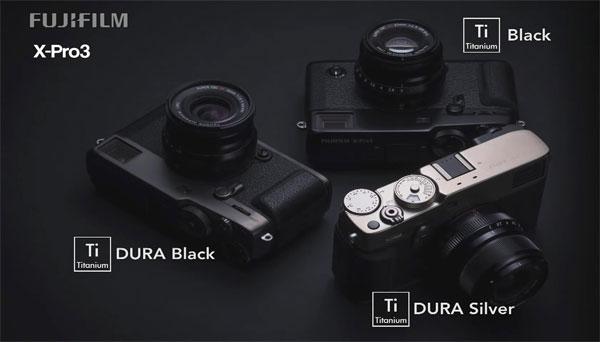 Fuji Film X-PRO 3 en ORLY