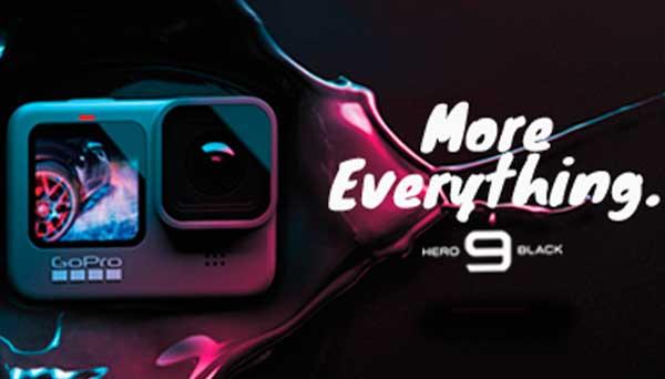 Nueva GoPro Hero 9 Black en ORLY